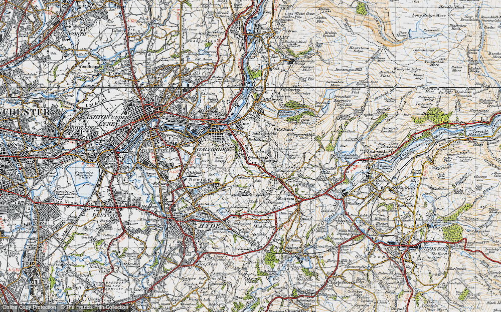 Woodlands, 1947