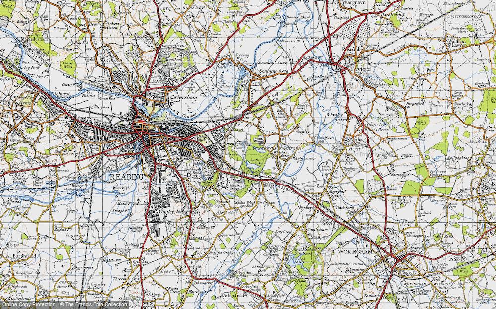 Woodley, 1940