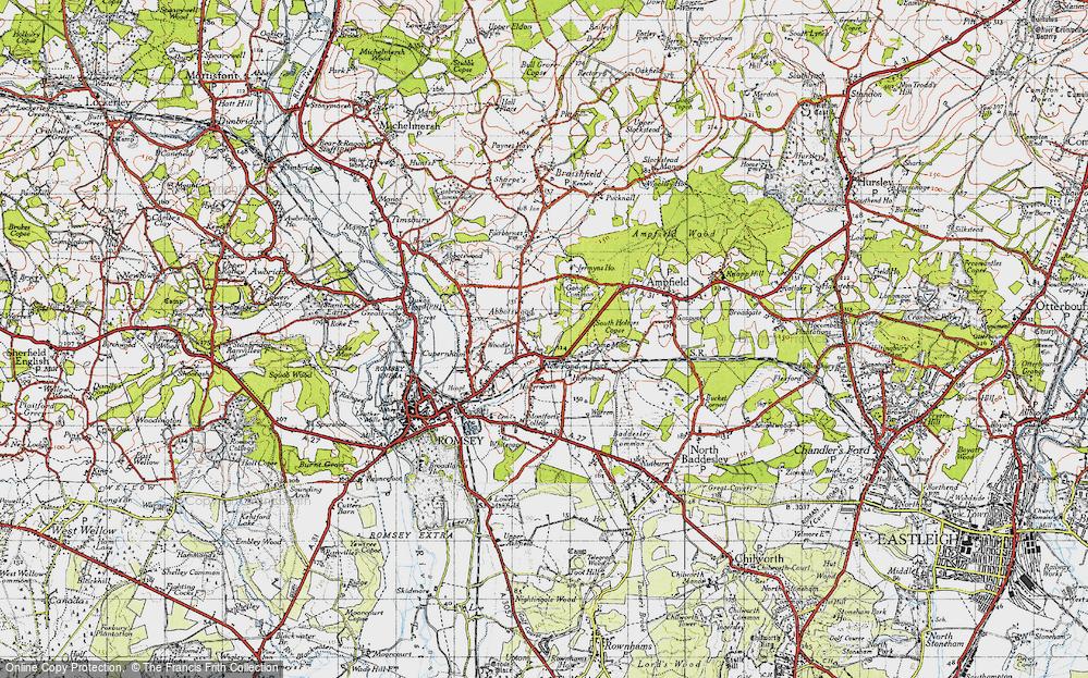 Woodley, 1945