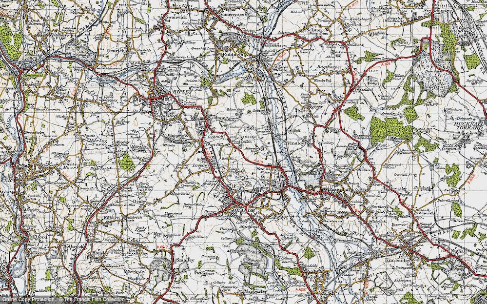 Woodlinkin, 1946