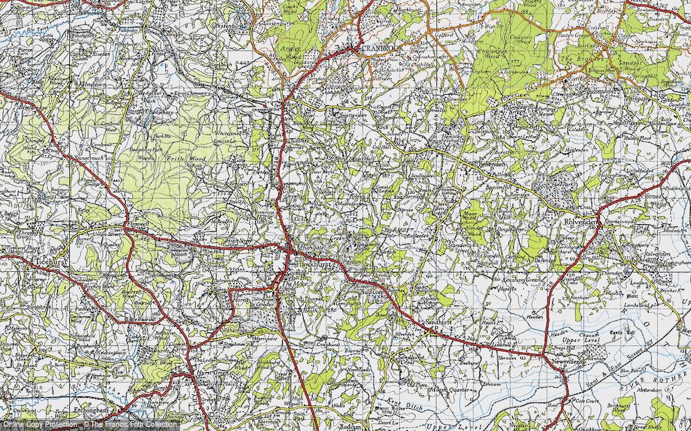 Woodsden, 1940