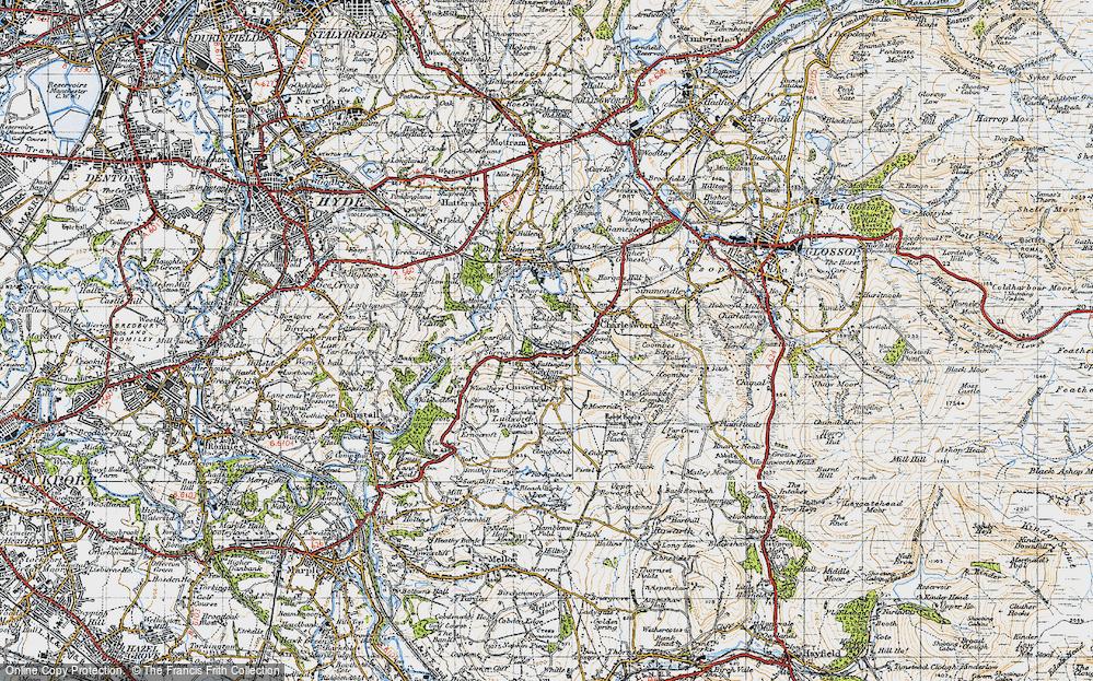 Woodseats, 1947