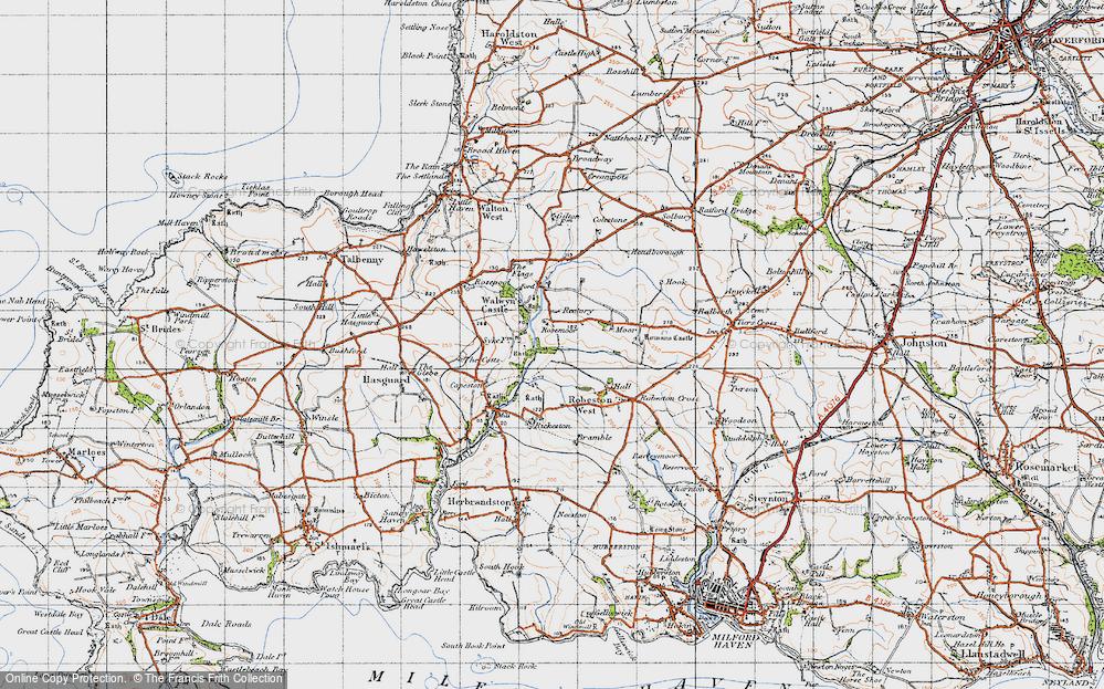 Woodsend, 1946