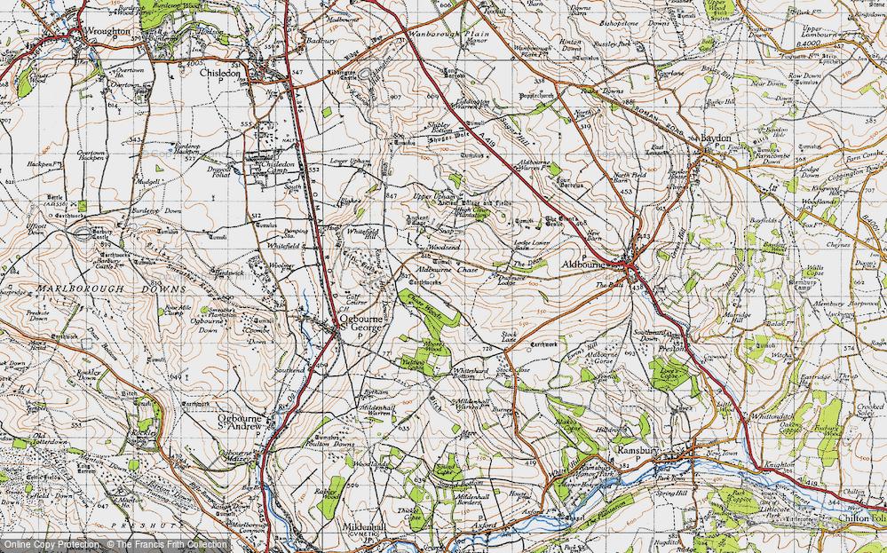 Woodsend, 1947