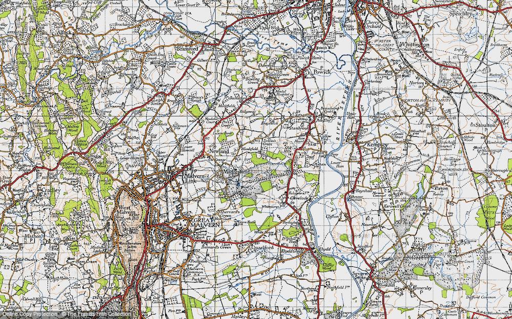 Woodsfield, 1947