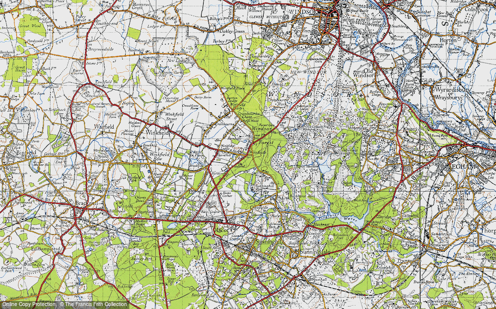 Woodside, 1940