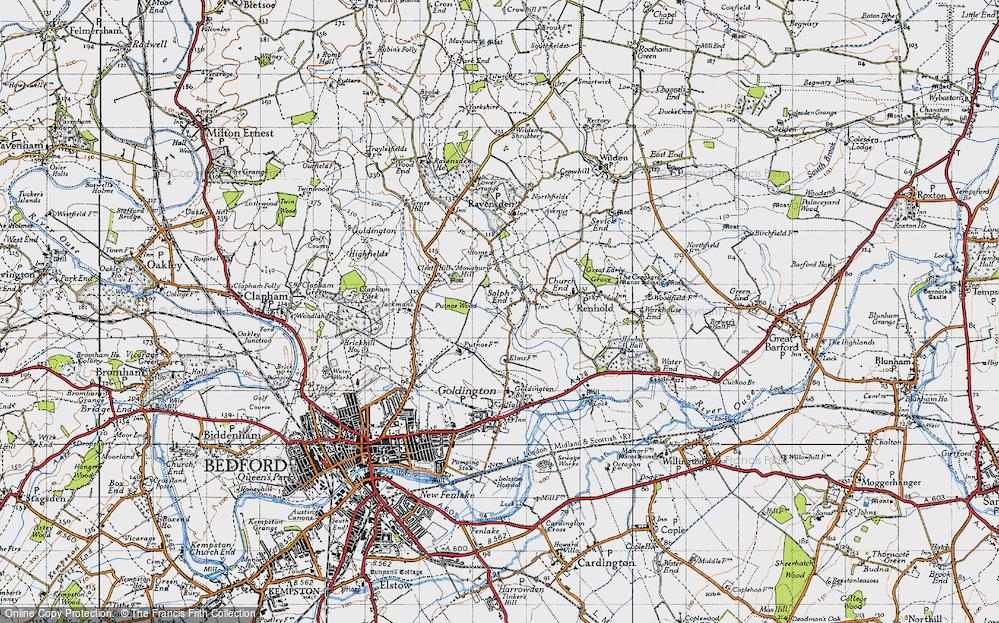 Woodside, 1946