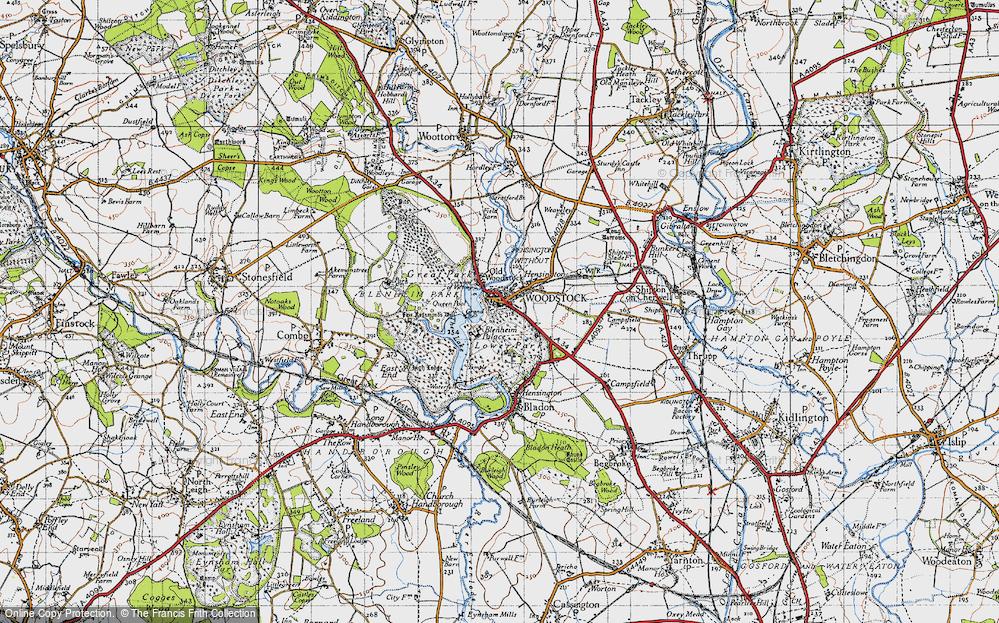 Woodstock, 1946
