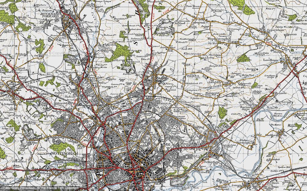 Woodthorpe, 1946