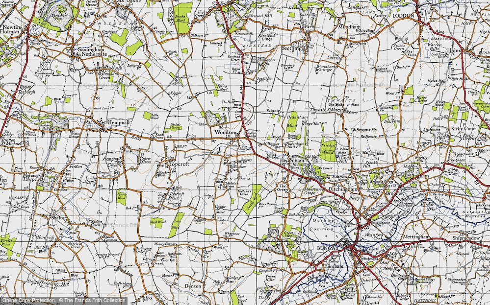 Woodton, 1946
