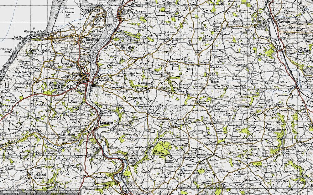 Woodtown, 1946