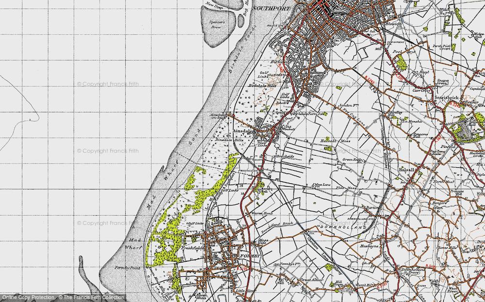 Woodvale, 1947