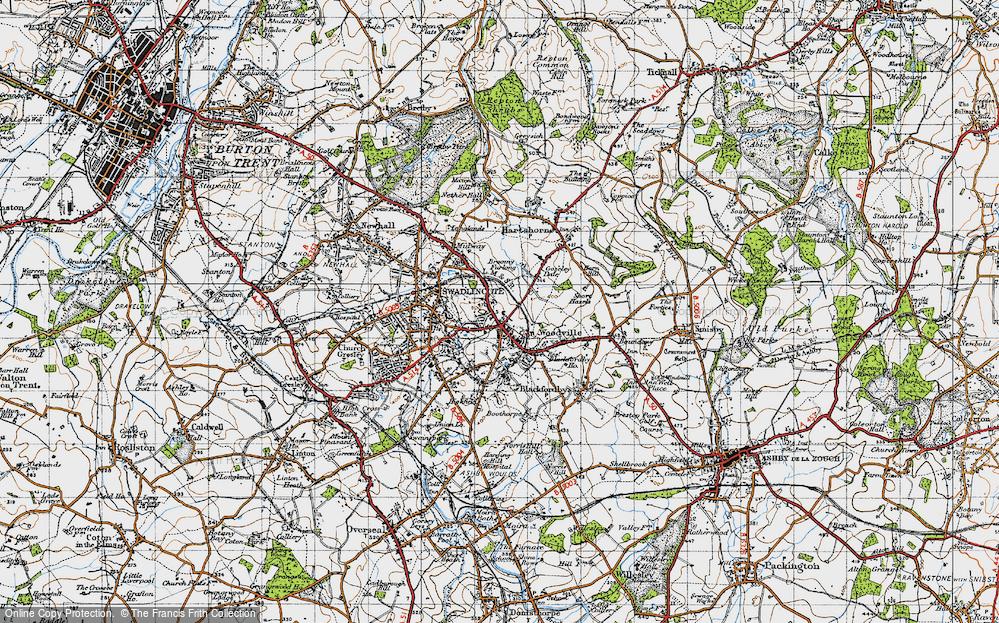 Woodville, 1946