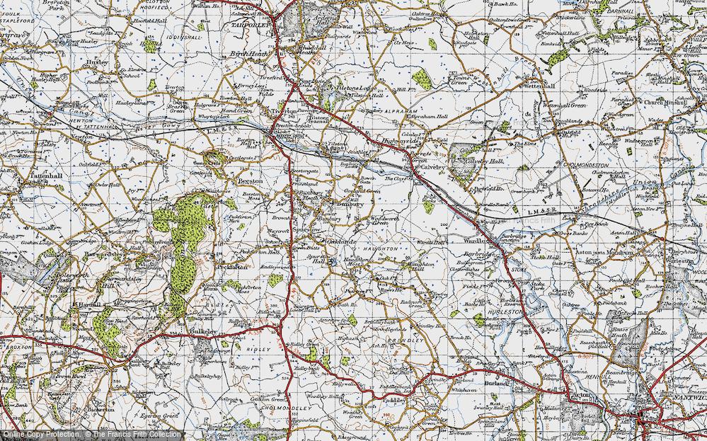 Woodworth Green, 1947