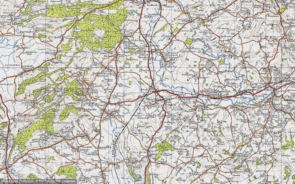 Woofferton, 1947