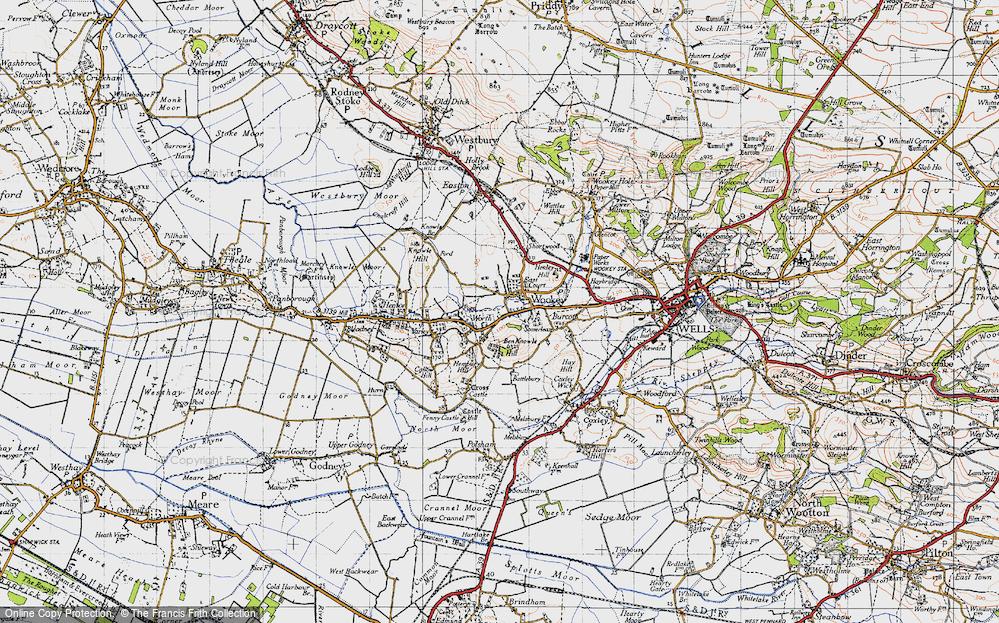 Wookey, 1946