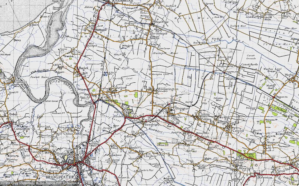 Woolavington, 1946