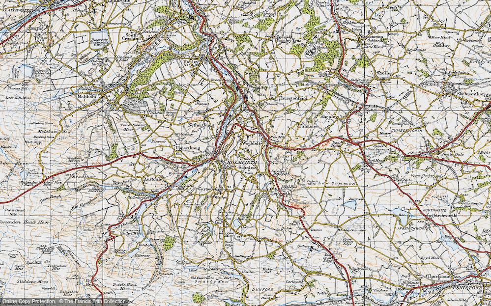 Wooldale, 1947