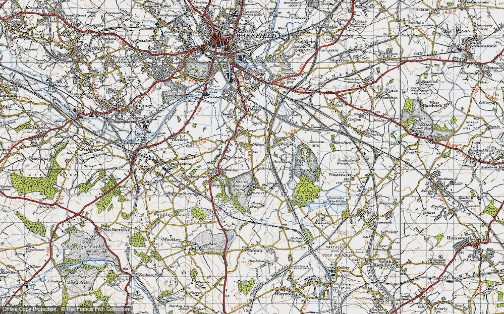 Woolgreaves, 1947