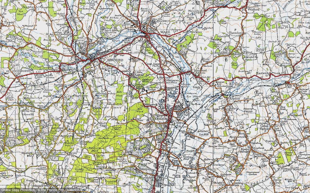 Woollensbrook, 1946