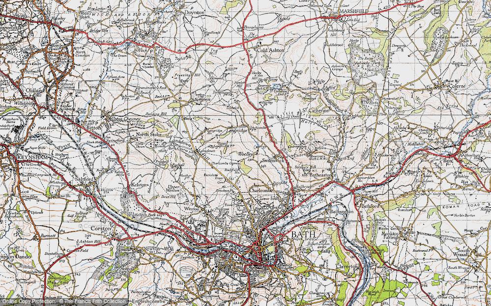 Woolley, 1946