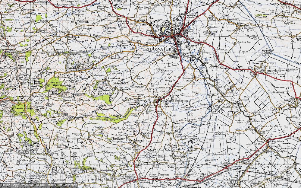 Woolmersdon, 1946