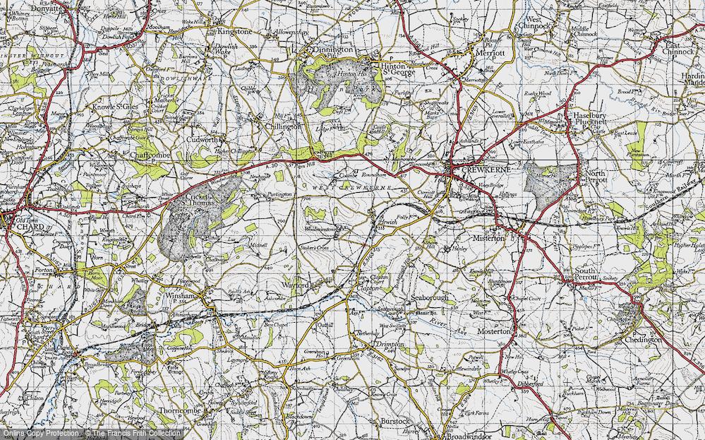 Woolminstone, 1945