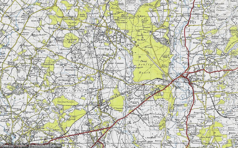 Woolsbridge, 1940