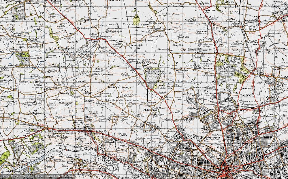 Woolsington, 1947