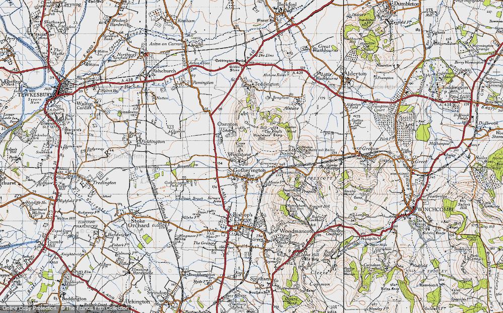 Woolstone, 1946