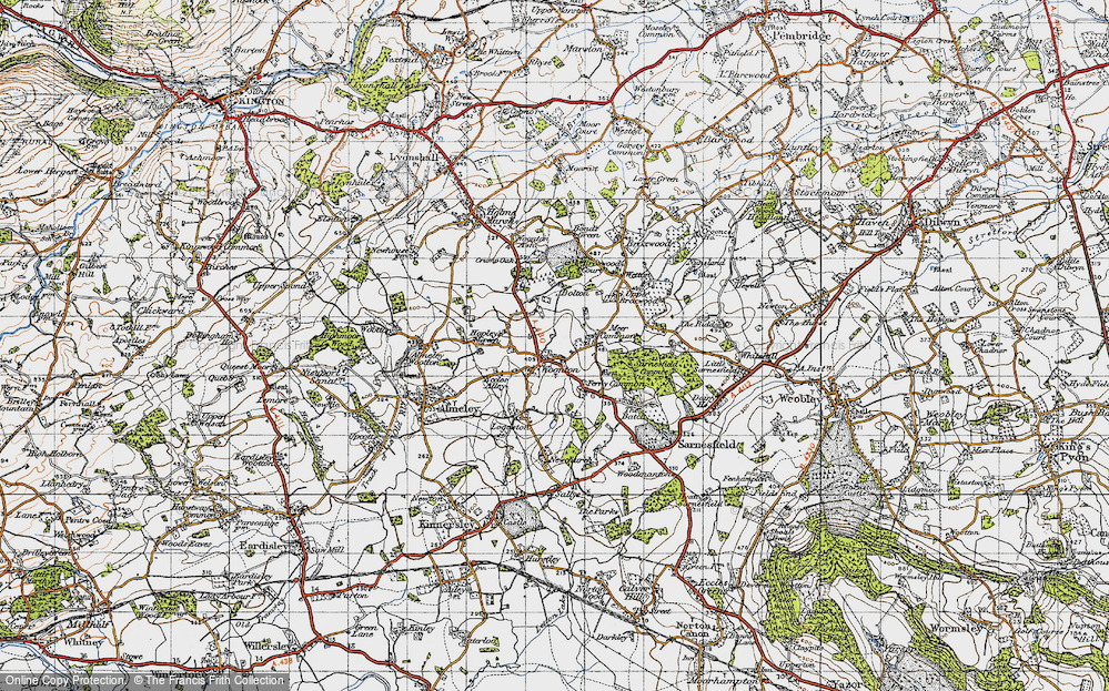 Woonton, 1947