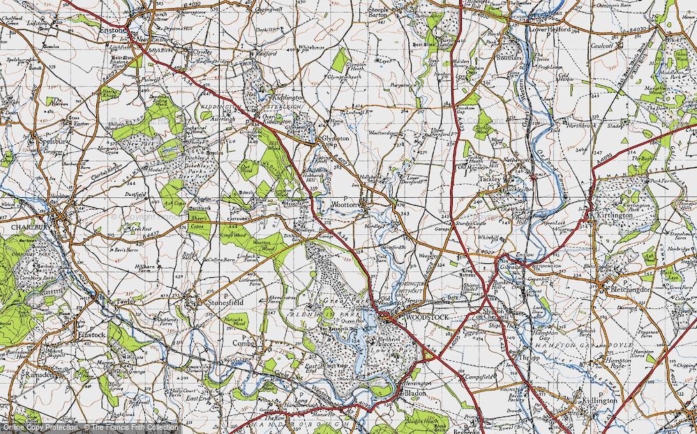 Wootton, 1946