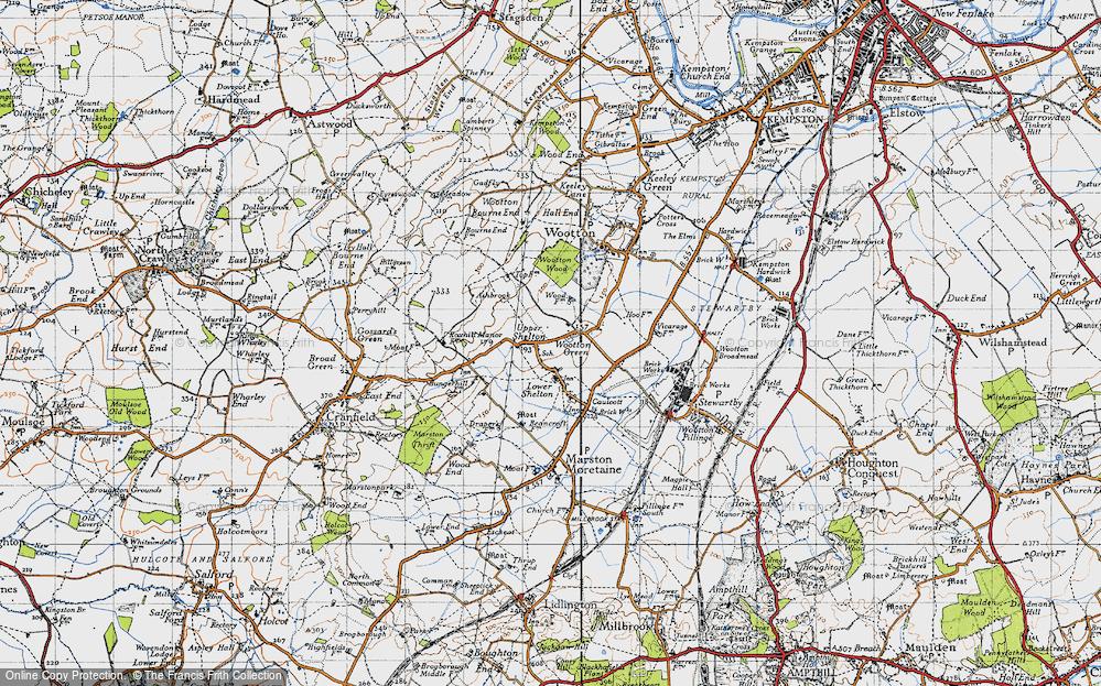 Wootton Green, 1946