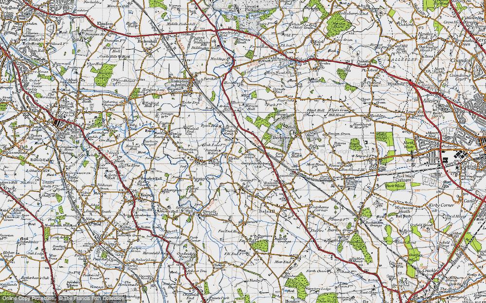 Wootton Green, 1947
