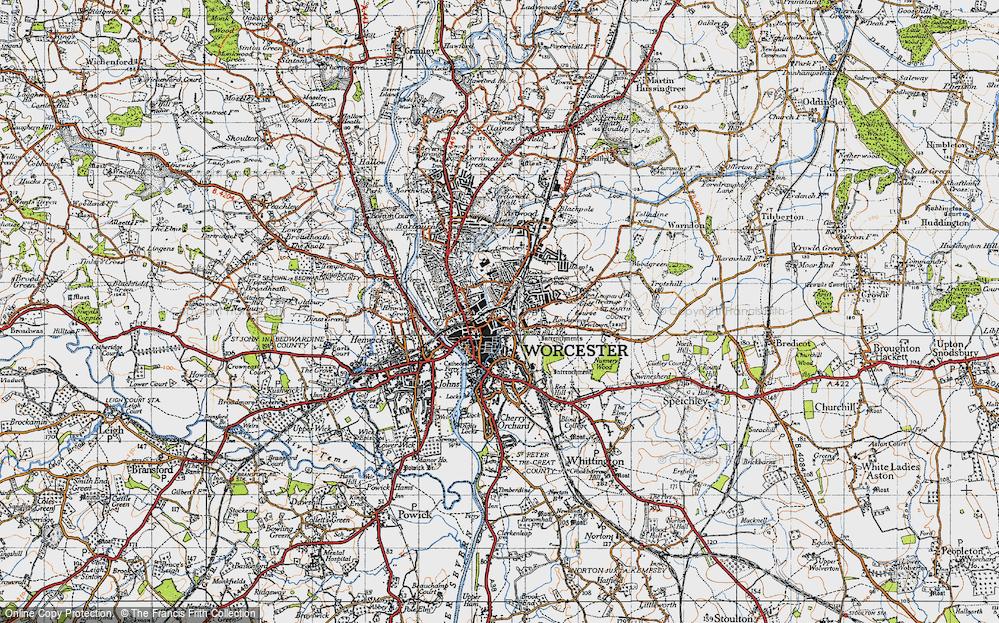 Worcester, 1947