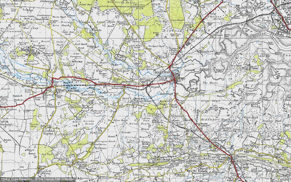 Worgret, 1940