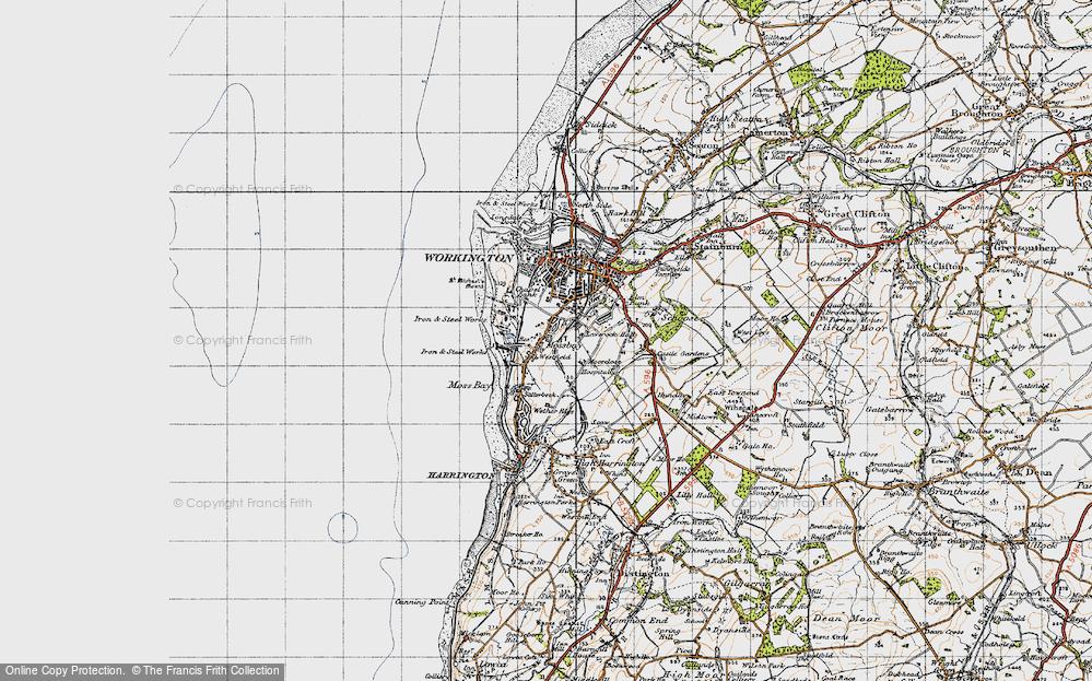 Workington, 1947