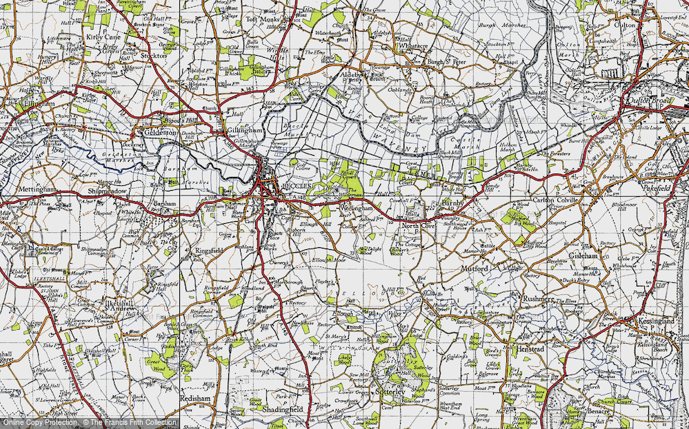 Worlingham, 1946
