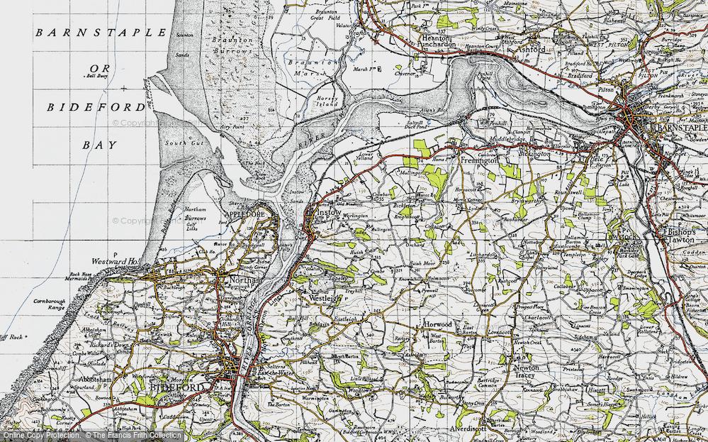 Worlington, 1946