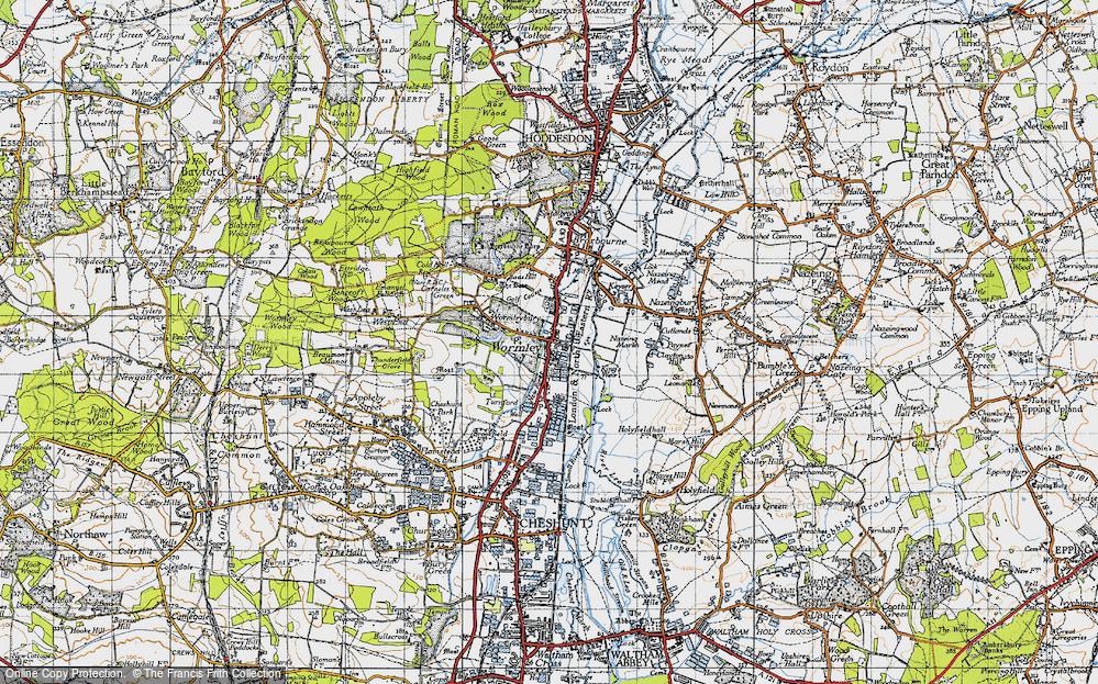 Wormley, 1946