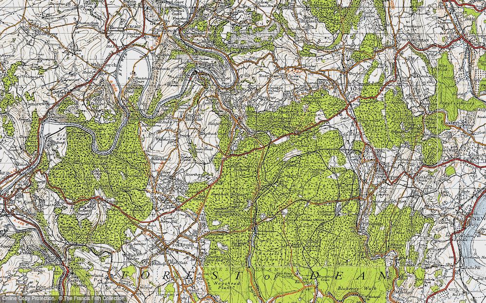 Worrall Hill, 1947