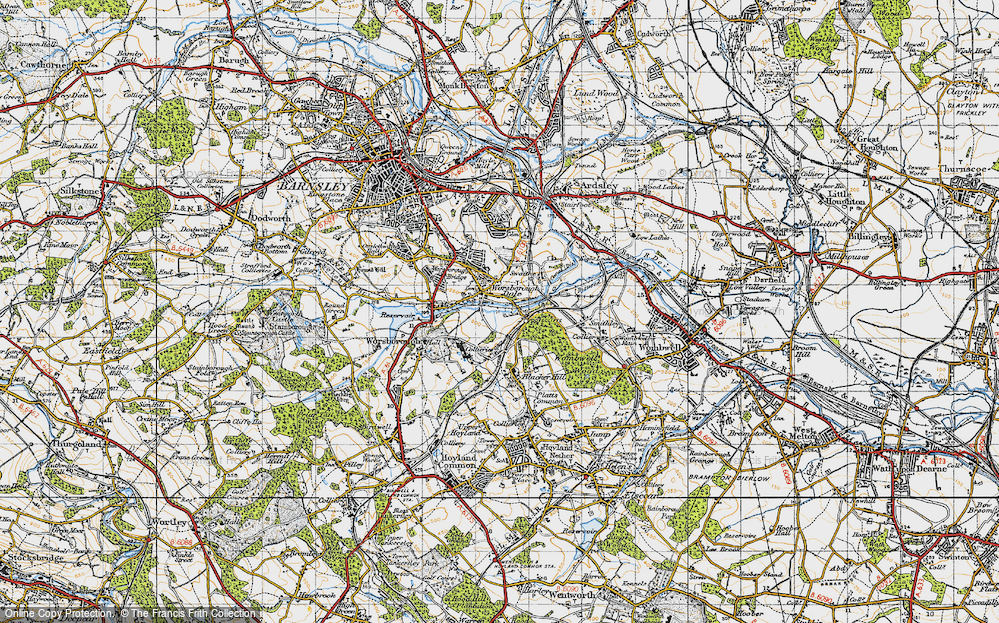 Worsbrough Dale, 1947