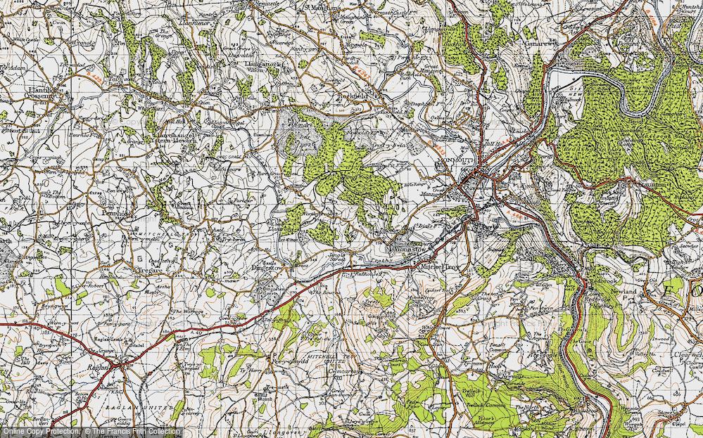 Worthybrook, 1946