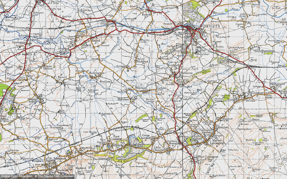 Worton, 1940