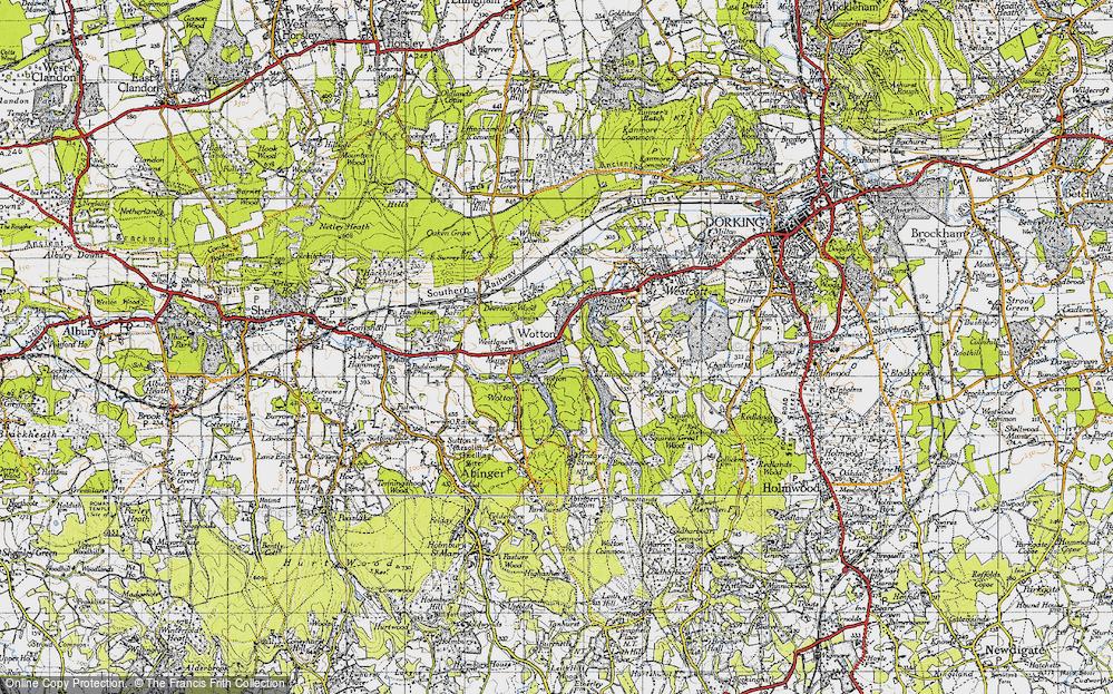 Wotton, 1940