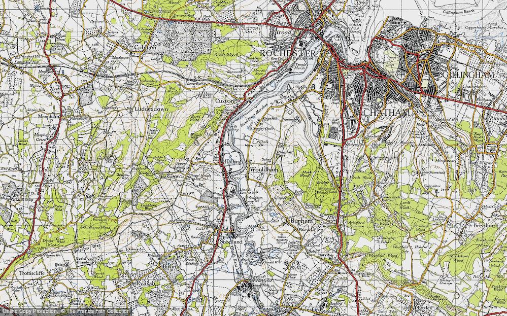 Wouldham, 1946