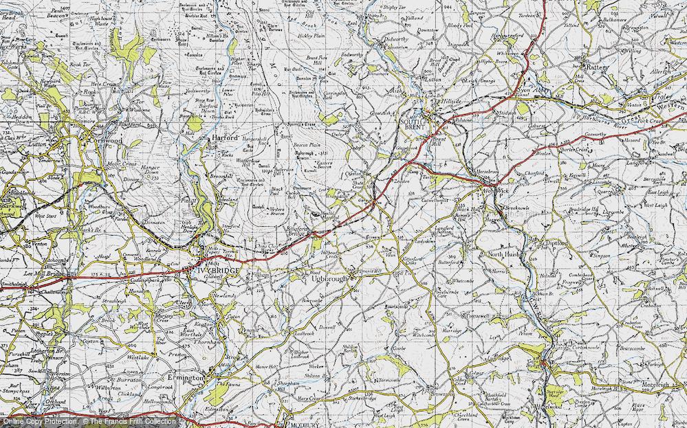 Wrangaton, 1946
