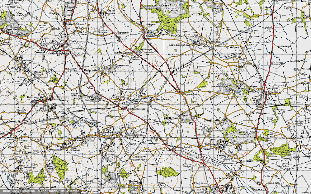 Wrangbrook, 1947