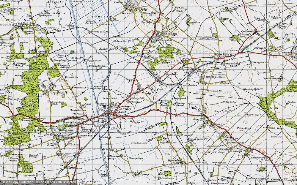 Wrawby, 1947
