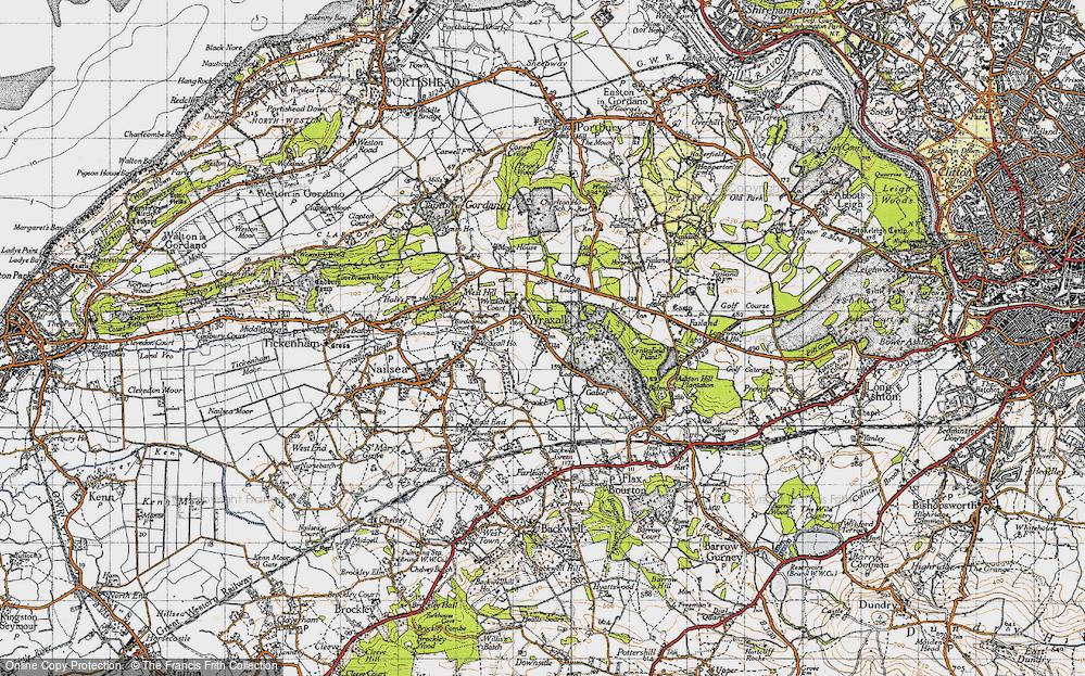 Wraxall, 1946